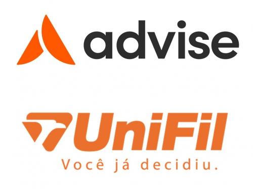 UniFil faz nova parceria de negócios, agora com a Advise